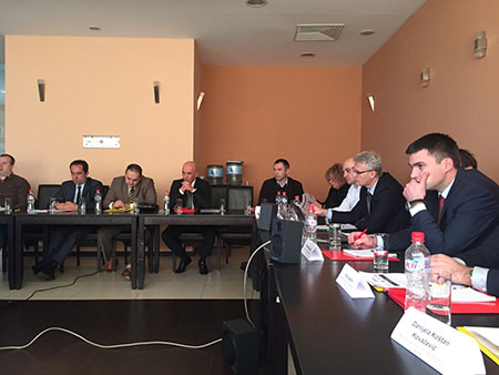 Konferencija - mirno rešavanje radnih sporova