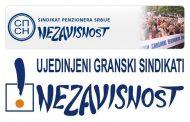 "VI Kongres Sindikata penzionera Srbije ""Nezavisnost"""