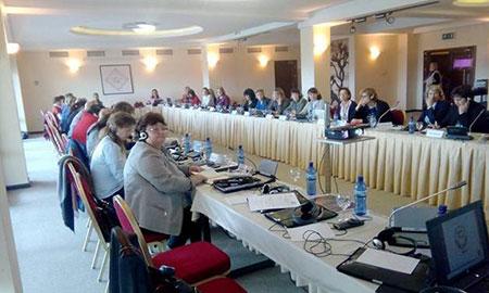 4. konferencija žena PERV-a, računajte na nas! regionalni sastanak žena na rukovodećim mestima i jačanje snage kolektivnog pregovaranja