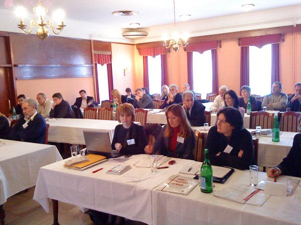 Konferencija o radu Socijalno-Ekonomskih Saveta u Srbiji