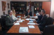 Sastanak u Ministarstvu odbrane