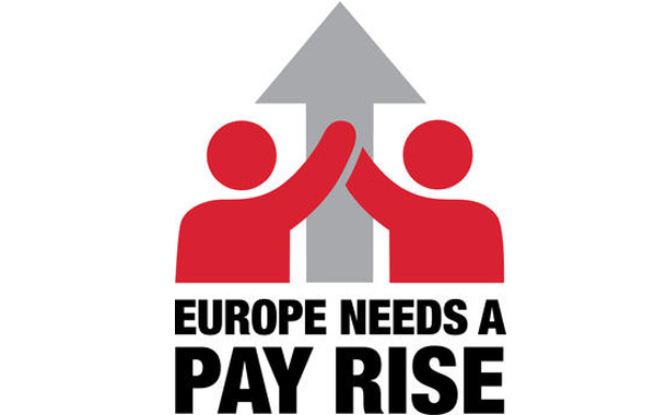 Europe Needs a Pay Rise