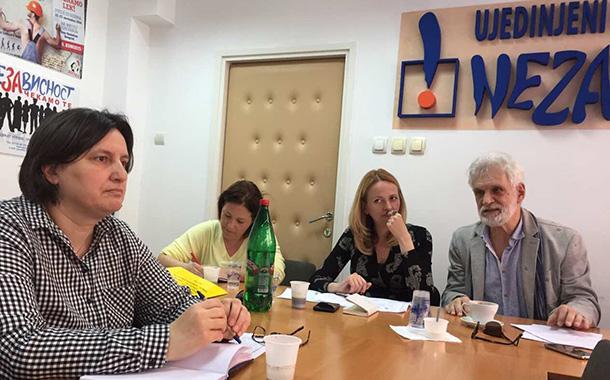 Održana proširena sednica PO za političko delovanje, civilno društvo i javne kampanje UGS NEZAVISNOST