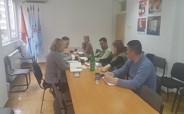 Sednica programskog odbora za oblast radnog i socijalnog zakonodavstva UGS NEZAVISNOST