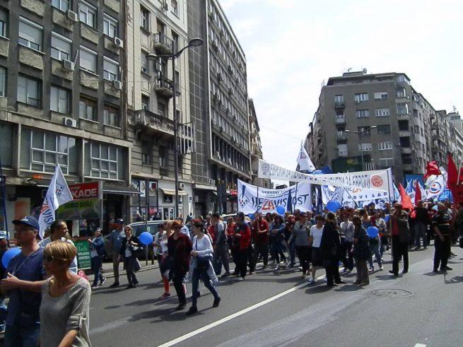 Održana koordinacija UGS NEZAVISNOST u Kragujevcu