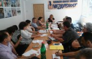 PO za oblast radnog i socijalnog zakonodavstva i PO za kolektivno pregovaranje i socijalni dijalog
