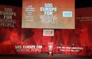 SOS za  radnike Evrope