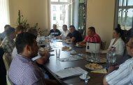 Predstavnici GS JSKD na sastanku sa predstavnicima Vodovoda iz Mađarske i Rumunije