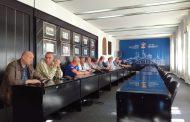 Sastanak predstavnika sindikata sa Gradonacelnikom grada Kragujevca