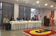 Vanredni kongres Saveza sindikata Makedonije