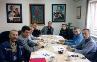 Priprema za pregovore o izradi Posebnog kolektivnog ugovora za javna preduzeća u komunalno stambenoj delatnosti grada Beograda