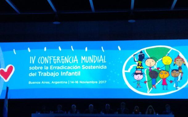 Četvrta gobalna konferencija o iskorenjivanju dečijeg rada