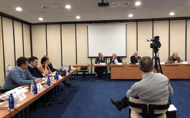 """Konferencija radne grupe Regionalnog saveta sindikata SOLIDARNOST """"Socijalni i ekonomski razvoj"""""""