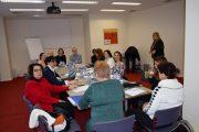 Sastanak Ženskog odbora PERK-a održan je u Briselu od 21. do 22. februara 2018.