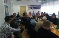 Sastanak odbora policije, odbrane i UIKS Granskog sindikata uprave, pravosuđa,  odbrane i policije NEZAVISNOST