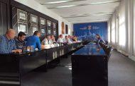 Sastanak sa gradonačelnikom Kragujevca