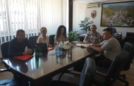 Sastanak sa predsednikom opštine Majdanpek i direktorom JKP