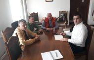 Sastanak sa gradonačelnikom Grada Kragujevca
