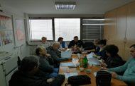Sednica Pokrajinskog odbora u Novom Sadu