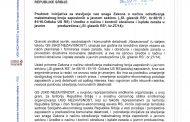 Dopis Socijalno ekonomskom savetu Srbije