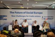 Međunarodna konferencija: Budućnost socijalne Evrope – novi izazovi za sindikate