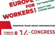 Manifest Evropske konfederacije sindikata (EKS) 2019-2023.