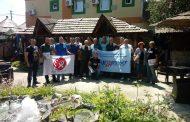 Trening/obuka o BZR za sindikalne aktiviste sa teritorije Južne i Zapadne Srbije