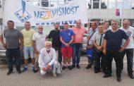 Nastavljen štrajk u JKP