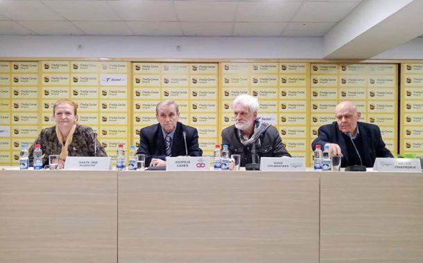 Sindikat penzionera Srbije ''Nezavisnost'' i Saveza penzionera Srbije potpisali sporazum o saradnji