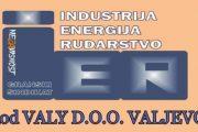 Pismo podrške za kompaniju Valy doo Valjevo