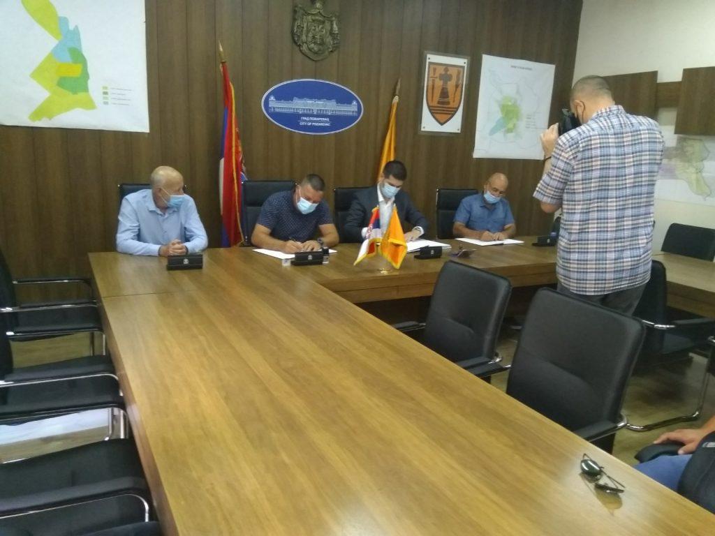 Potpisan Kolektivni ugovor u JKP