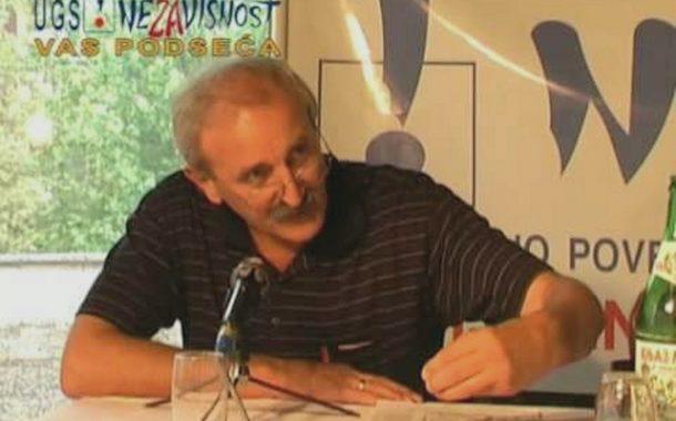 In memoriam: Slavko Vlaisavljević