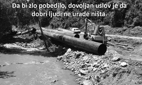 """Sindikat Nezavisnost podržava """"ekološki ustanak"""" u Beogradu"""