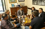 Sastanak sa gradonačelnikom grada Požarevca